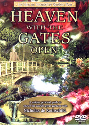 Heaven With The Gates Open DVD (Tour of Exbury Gardens, England) Educational Edition - www.ihfhilm.com