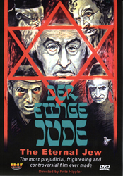 The Eternal Jew  (Der Ewige Jude)  DVD Educational Edition - www.ihfhilm.com