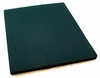 "Wet or Dry Sandpaper Sheets, Silicon Carbide, 9"" by 11"", P800 Grit, Pack of 50."