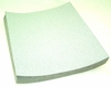 "No Load Sandpaper Sheets, Silicon Carbide, 9"" by 11"", P80A Grit, Pack of 50."