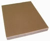 "Garnet Paper Sheets, 9"" by 11"", 150C Grit, Pack of 100."