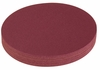 "Aluminum Oxide PSA Cloth Abrasive Discs, 10"" Diameter, 120 Grit, Pack of 25."