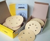 Gold Hook & Loop Sanding Discs