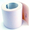 "Hook & Loop Sandpaper Roll, 4.5"" Wide, 10 Yds. Long, 120 Grit."