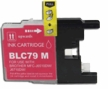 Brother LC 79M Compatible Magenta Inkjet Printer Cartridges ( LC79m, LC-79m)