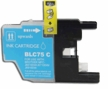 Brother LC 75C Compatible Cyan Inkjet Printer Cartridges ( LC75c, LC-75c)