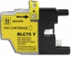 Brother LC 75Y Compatible Yellow Inkjet Printer Cartridges ( LC75y, LC-75y)