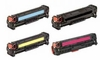 Canon Remanufactured 118 Laser Toner Cartridge Bundle