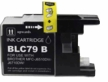 Brother LC 79bk Compatible Black Inkjet Printer Cartridges ( LC79bk, LC-79bk)