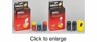 Printer Ink Refill Kits for Canon CLI-8 Black & CLI-8 Color Cartridges - click to enlarge