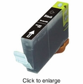 Canon BCI-6Bk (BCI6Bk) Compatible Black Inkjet Print Cartridges - click to enlarge