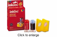Photo Ink Refill Kits for Canon BCI-6PC (BCI6PC) & BCI-6PM (BCI6PM) Inkjet Print Cartridges - click to enlarge