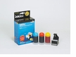 Color Refill Kits for Hewlett Packard (HP 920 & 920XL Cyan, Magenta & Yellow) Inkjet Cartridges