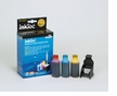 Color Ink Refill Kits for Hewlett Packard HP 60, 60XL, 901 & Color Inkjet Cartridges
