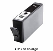 Recycled HP 920 (CD971AN) Black Ink Cartridges - click to enlarge