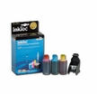 Color Ink Refill Kits for Hewlett Packard HP 61, 61XL Color Inkjet Cartridges