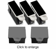 Compatible Kodak #10 Cartridge Bundle - click to enlarge