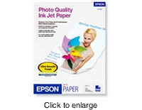 Epson Inkjet Photo Paper Banner Roll - click to enlarge