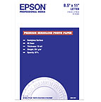 Epson A-Size Inkjetr Photo Semi-Gloss Paper 20pk