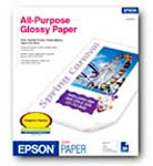 Epson All-Purpose Glossy Paper - 20 Sheets