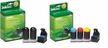 Black & Color Refill Kits for Lexmark 100XL Printer Ink Cartridges