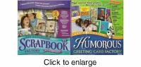 Art Explosion Software- Scrapbook & Humorous Card Factory - click to enlarge