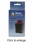 Recycled Lexmark 12A1970 ( # 70  ) Black Inkjet Cartridges - click to enlarge