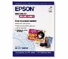 Epson Index Card Photo A6-Size 50pk