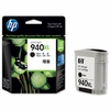 Genuine Hewlett Packard C4906AN (HP 940XL) Black Empty Inkjet Cartridges