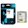 Genuine Hewlett Packard C4905AN (HP 940) Yellow Empty Inkjet Cartridges