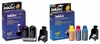 Refill Kit Set for Hewlett Packard C6656AN, C6657AN, C8727AN. C8728AN, C9351AN & C9352AN (HP 56, 57, 27, 28, 21 & 22) Inkjet Cartridges