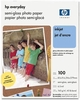 HP Everyday Semi-Gloss Photo Paper - 100 Sheets