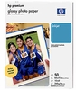 HP Premium Photo Paper, glossy (50 sheets, 8.5 x 11-inch)