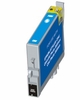 Remanufactured Epson T044220 (T0442) Cyan Inkjet Cartridges (Stylus C64 / C66 / C84 / C86 / CX4600 / CX6400 / CX6600)