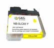 Compatible Brother LC 65 High Yield Yellow Ink Cartridge