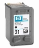 Hewlett Packard C9351AN (HP 21) Empty Black Inkjet Cartridges