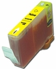 Compatible Canon BCI-3eY (BCI-3Y) Yellow Inkjet Cartridges