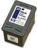 Hewlett Packard C8727AN (HP 27) Empty Black Inkjet Cartridges