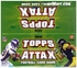 NFL Topps Attax: 2010 Booster Sealed Box (36 packs)
