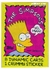The Simpsons: Trading Cards Wax Pack (8 cards/1 sticker)