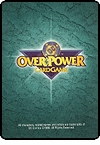 DC OverPower Collectible Card Game