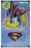 Superman Returns: Trading Cards Collectible Tin Set - Yellow Burst (37 cards)