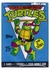TMNT: Teenage Mutant Ninja Turtles 2nd Series Trading Cards Wax Pack (5 cards/1 sticker)