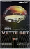 Corvette: 1991 Vette Set Inaugural Edition Collector's Cards Sealed Box (36 packs)