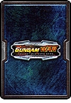 Gundam War Collectible Card Game