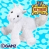 Webkinz: American Albino - Retired (1 toy)