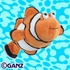 Webkinz: Clown Fish (1 toy)
