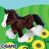 Webkinz: Clydesdale (1 toy)
