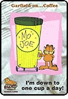 Garfield Trading Cards and Books