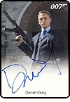 James Bond 007 Trading Cards